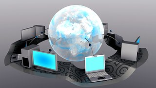 Hospedaje web y correo electrónico.