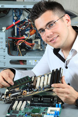 Reparacion cableado informatico